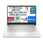 Newest HP Stream 14 Inch HD SVA Laptop Computer