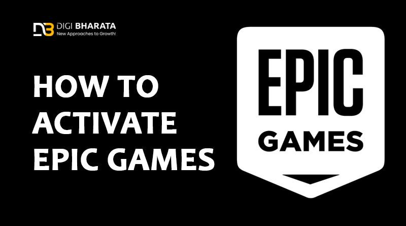 EpicGames Com Activate